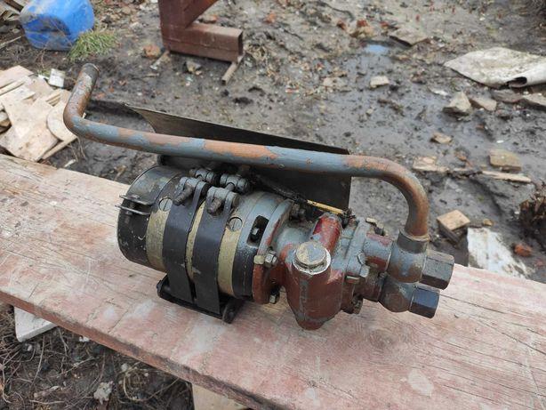 Насос МН-1 для перекачки масла и дизельного топлива 24в