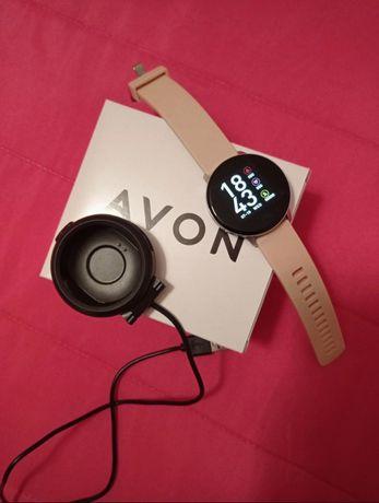Smartwatch Avon rosa