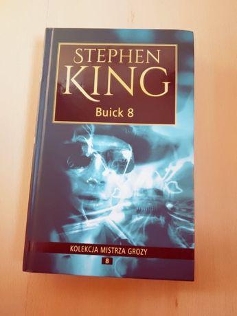 Buick 8 Stephen King Kolekcja Mistrza Grozy Tom 8