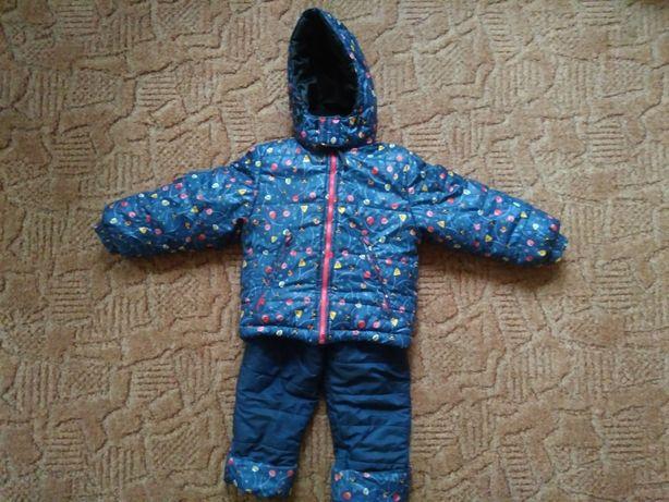 Зимняя куртка и штаны, зимний комбинезон