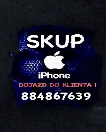 Skup iPhone Gotówka / Nowy / Używany / Uszkodzony / nie Kompletny...