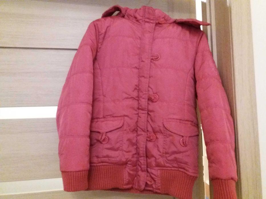 Куртка зимова р.146 Киев - изображение 1