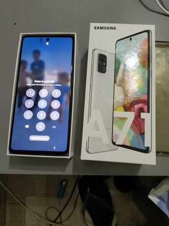 Samsung Galaxy A71 128g