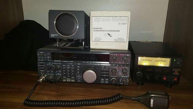 Radio kenwood TS-850S HF TRANSCEIVER