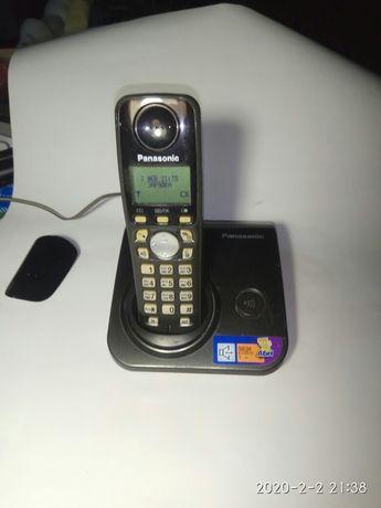 Panasonic kx-tg7207ua 300₽
