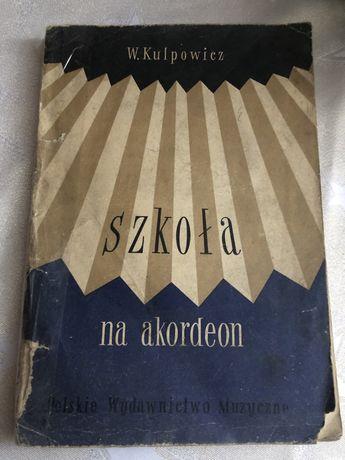 """""""Szkoła na akordeon """"Kulpowicza"""