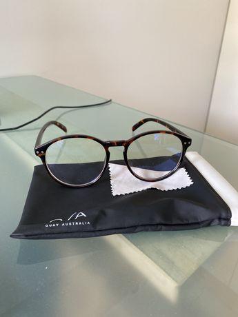 Oculos Redondos Tartaruga Acessorio