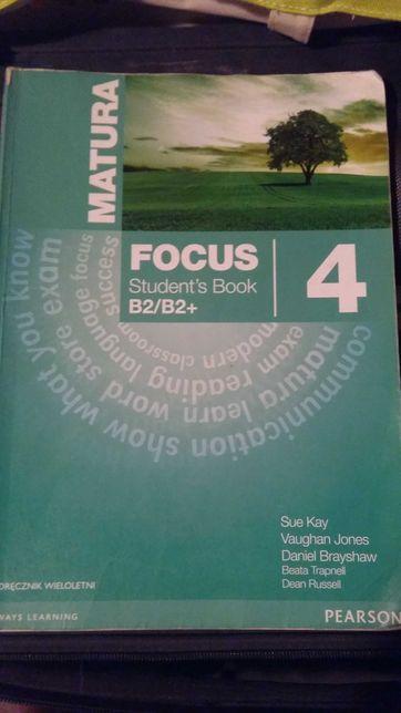 Repetytorium maturalne angielski Longman, Focus 4