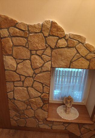 Kamień elewacyjny PIASKOWIEC nieregularny