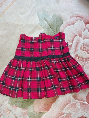 Літні плаття для дівчаток 4р