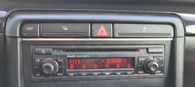 Audi a4 b6 b7 radio concert
