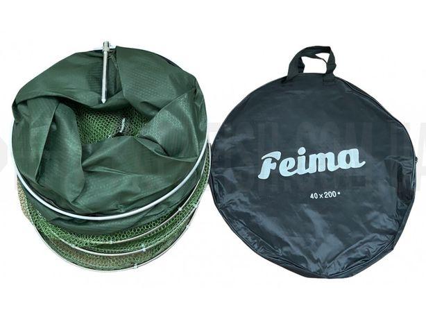 Садок рыболовный Feima 2.0 метра в чехле D35 см