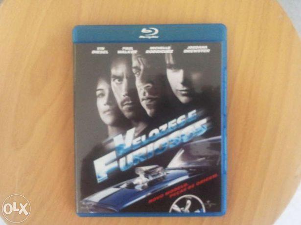 Velozes e Furiosos 4º filme Blu Ray