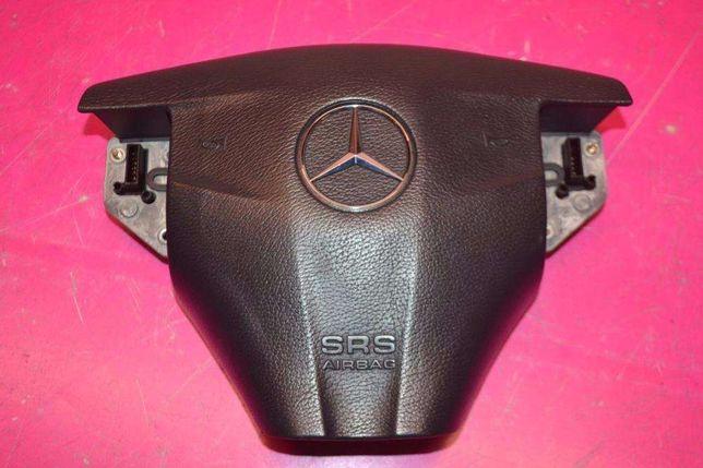 Airbag do Volante - Mercedes Classe C (W203) SportCoupé