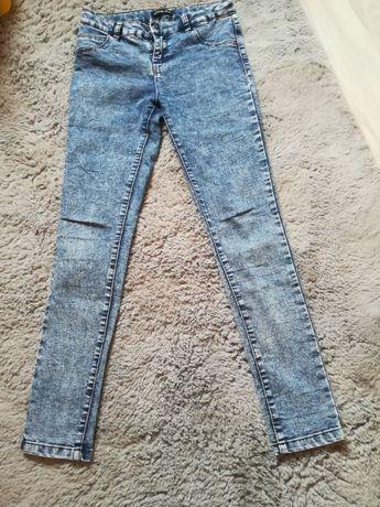 Spodnie dziewczęce 142