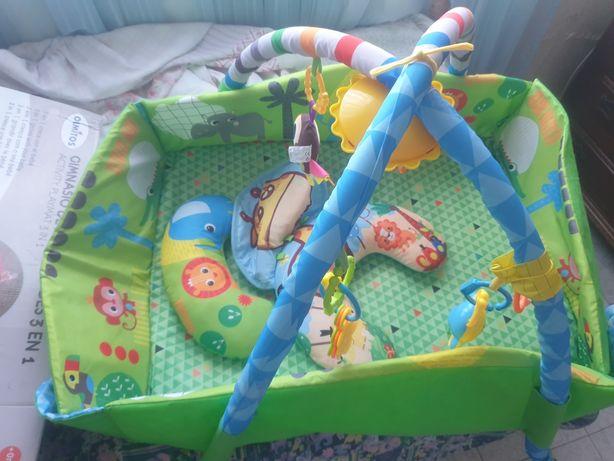 Parque de actividades para bebe
