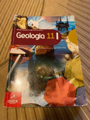 Biologia e Geologia Areal editora 11º ano - Manuais