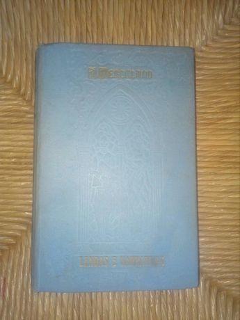 Livro Alexandre Herculano 1900 A DAMA PÉ -CABRA