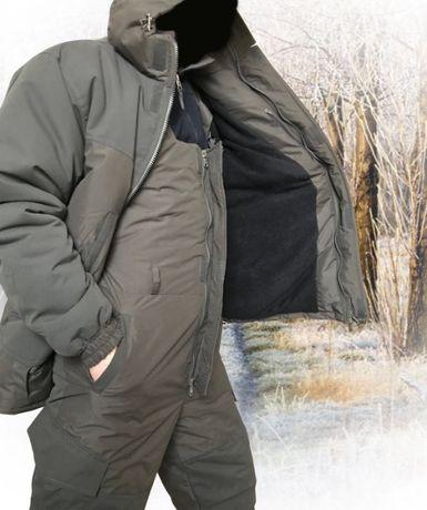 Костюм зимний утеплённый непромокаемый для рыбалки/охоты р.46-62