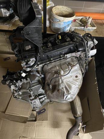 Двигун,салон,лобове,проводка,бак,вихлопна труба,задня балка Мазда СХ5
