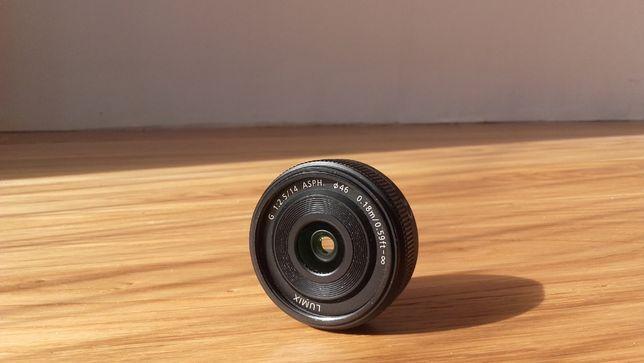 Panasonic Lumix 14mm f/2.5 asph