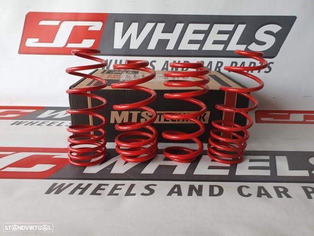 Molas de Rebaixamento MTS Technik Audi Coupe B3