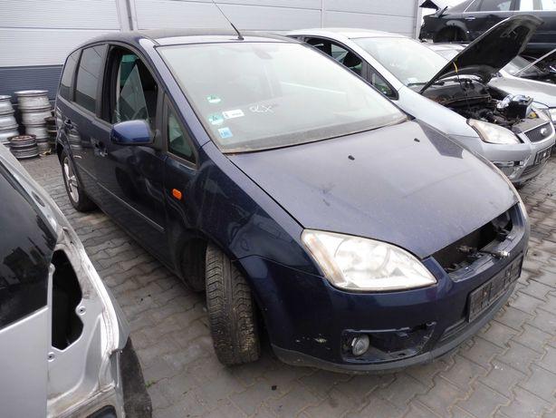 Ford C-Max 2005 1.6 TDCI 110 KM Maska Błotnik Zderzak I2 Ink Blue