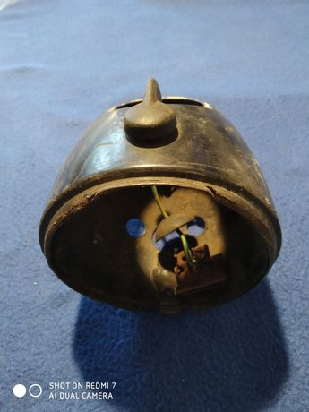 Simson s r 1 Sr 2 skorupa lamy przód stacyjka kluczyk uchwyt mocowanie