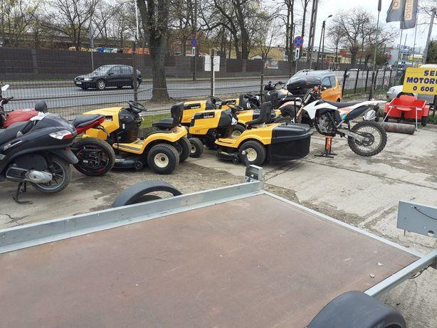 Traktorek kosiarka cub cadet Husqvarna Stihl Stiga