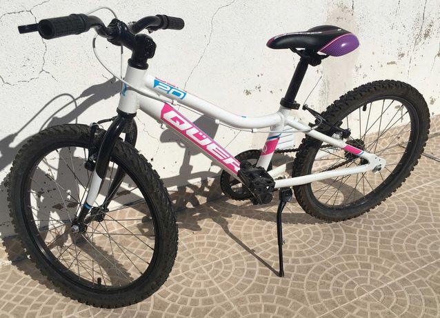 Bicicleta menina QUER NEO 20