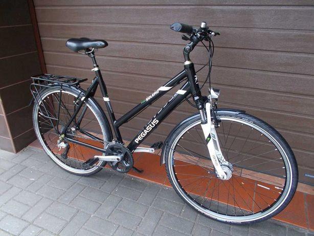 Fajny rower Pegasus Solero Sport Alu -unisex -dla wysokiego  !