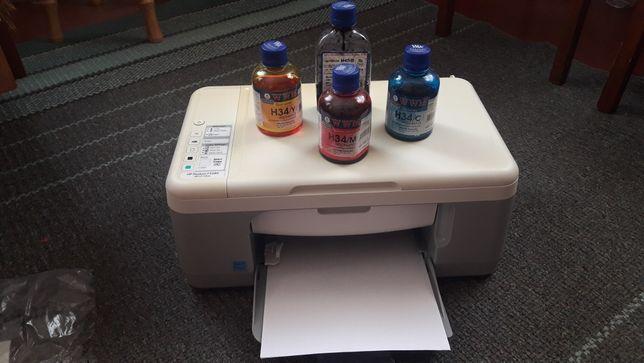 Принтер Сканер Ксерокс HP F2280