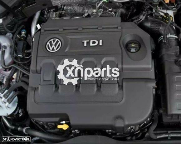 Motor SKODA OCTAVIA III (5E3, NL3, NR3) 2.0 TDI RS | 05.13 -  Usado REF. CUNA