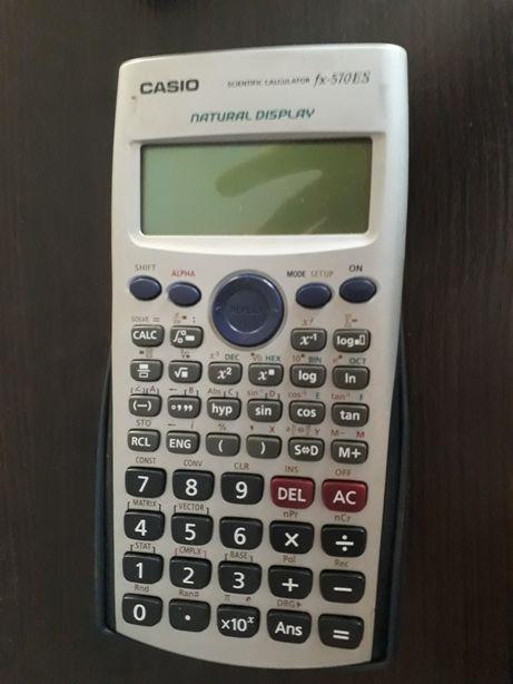Kalkulator naukowy casio fx-57es