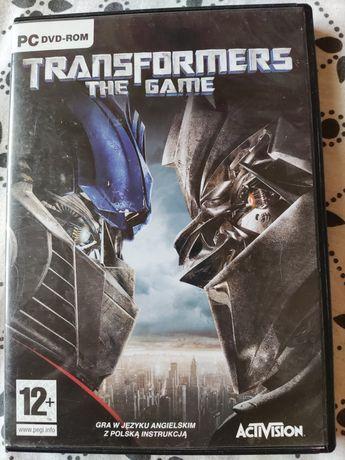 Gra Transformers