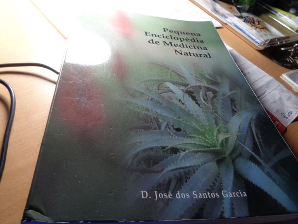 Livro Pequena Enciclopédia de Medicina Natural Of.Envio