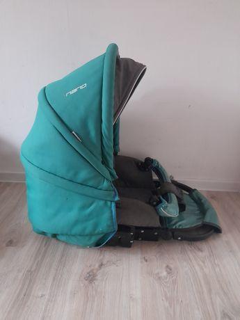Czesci tapicerka riko pałak Siedzisko spacerowe do wózka spacerowka