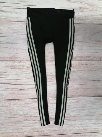 Getry legginsy sportowe Adidas Tiro S