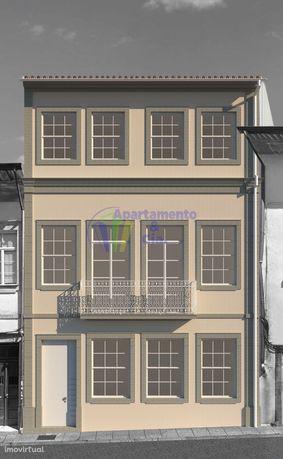 Apartamento T1 Novo no Centro Histórico de Braga