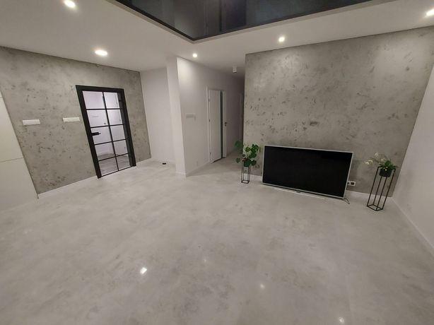 Ściany betonowe beton dekoracyjny beton architektoniczny tynk ozdobny