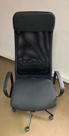 Krzesło Markus ciemnoszary (Vissle)