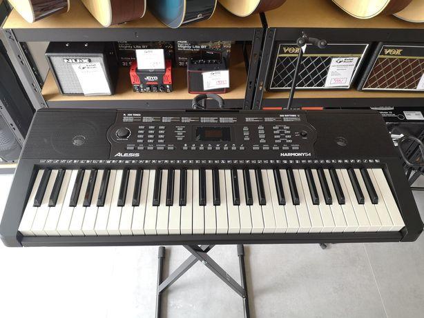 Alesis Harmony 54 Keyboard do Nauki Gry + Mikrofon