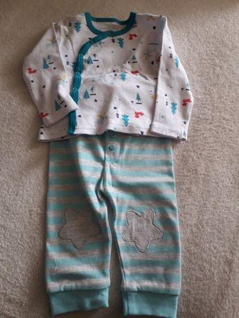 bluzeczka i spodenki rozm. 74 cm