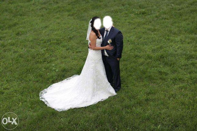 Продам гарну i щасливу весільну сукню. Майже даром!!!