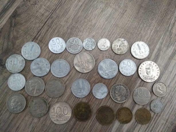 Monety z czasów Prl