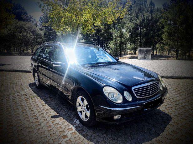 Mercedes Benz E220 Carrinha Automática - Oportunidade! Sem pendências!