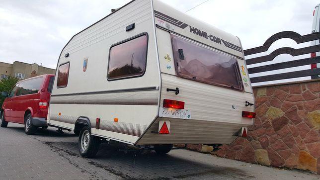 Свіжий караван Home-Car Eureka 44 / AlKo /прицеп -дача,кемпер,трейлер