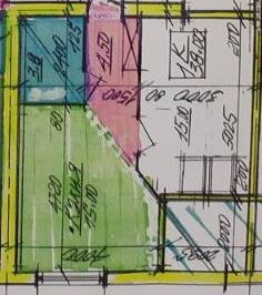 Продається Центр міста, 1-кімнатна квартира, 12500$
