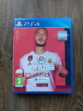FIFA 20 PL PS4, kurier Gratis!