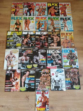 FLEX KiF Fitness Authority Magazyn Czasopismo Kulturystyka